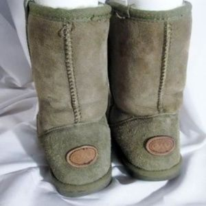 Emu Shoes - Womens EMU AUSTRALIA STINGER LO Suede Sheepskin